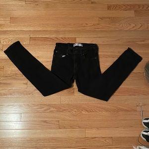 Levi's Boys Black Skinny Jeans
